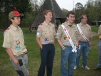 Order of The Arrow Conclave, Nauonabe Lodge, 2011