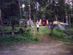 Many Point Scout Camp 2003