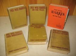 Pee-Wee Harris Books