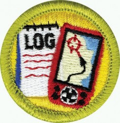 Geocaching-Merit-Badge