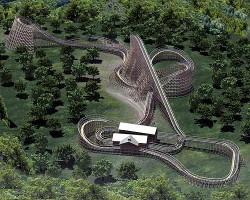 rollercoater