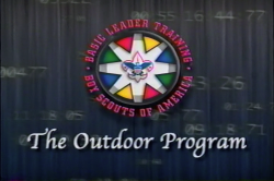 Fast Start Orientation, The Outdoor Program