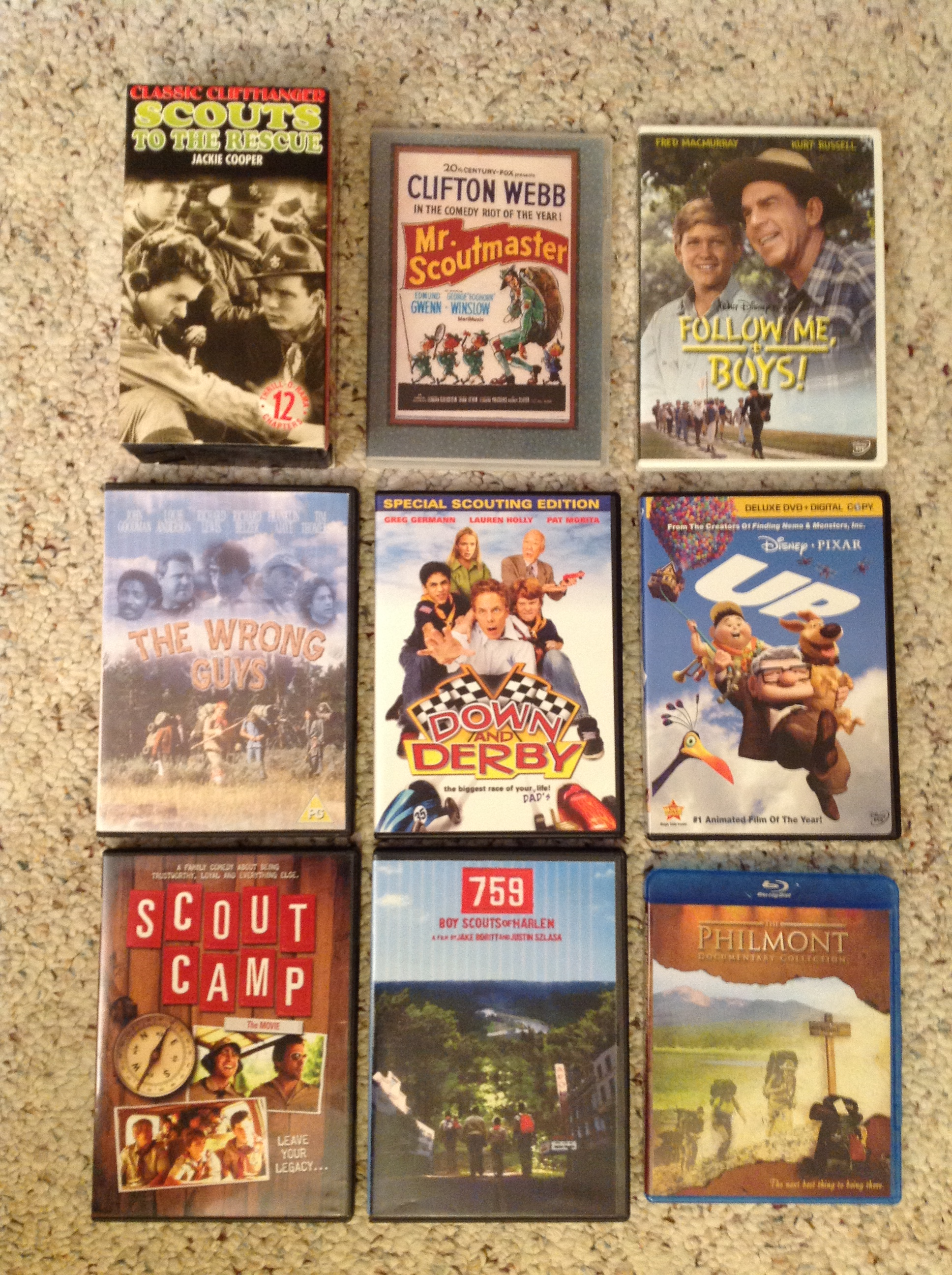 pimpandhost.com lsm-03 scout dvd movie collection