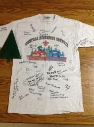 2001 Jamboree Tee Shirt