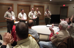wood badge 2013