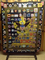 Patch Blanket 1996-2013