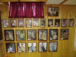 Eagle Scout Wall