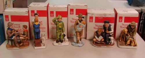 Scouting Figurines