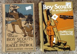 Boy Scout Novels