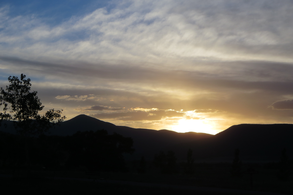 Philmont Sunset 0871a
