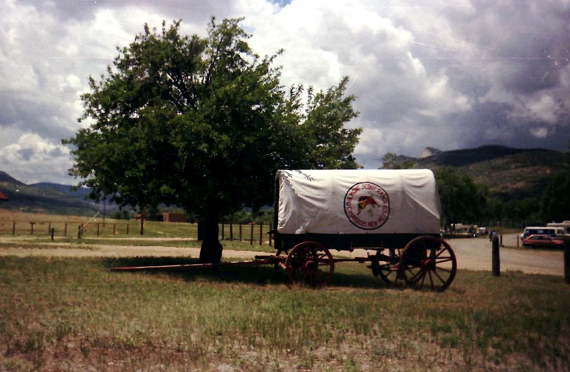Philmont Wagon 1984