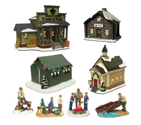 village 8pc set