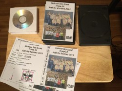 2014 Boy Scout DVD