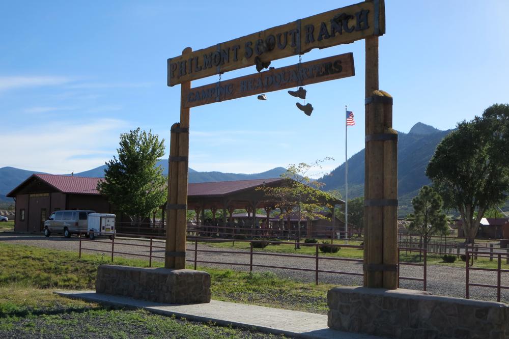 Philmont Gate 2014