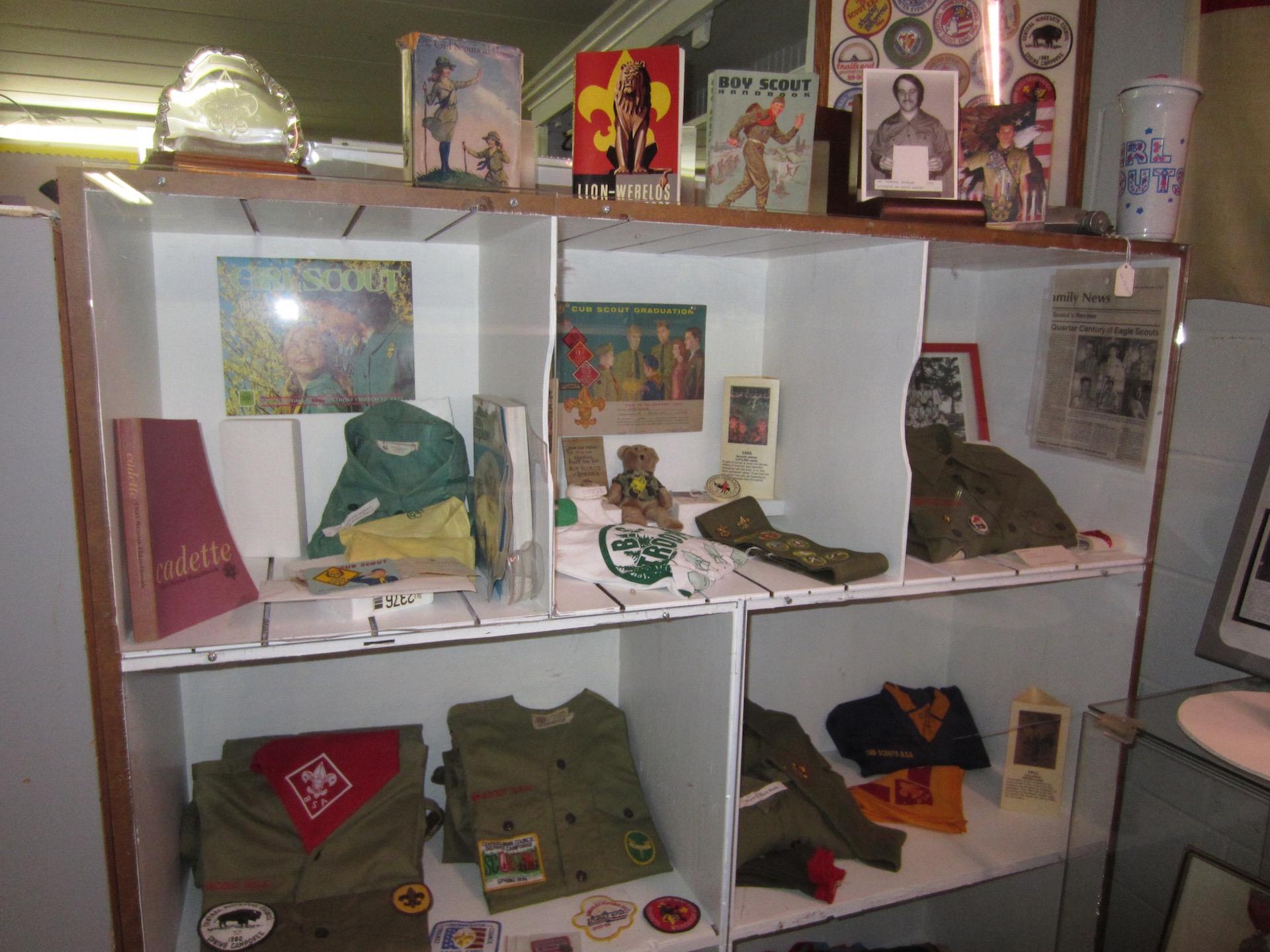Melrose Historical Museum Visit - 22