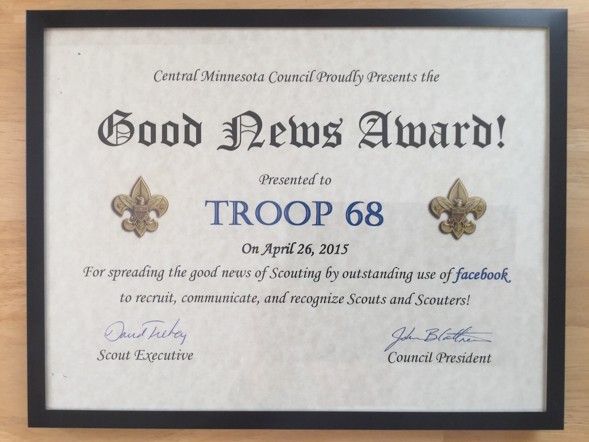 Good News Award