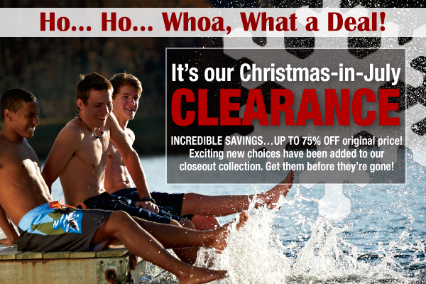 Clearance-eblast