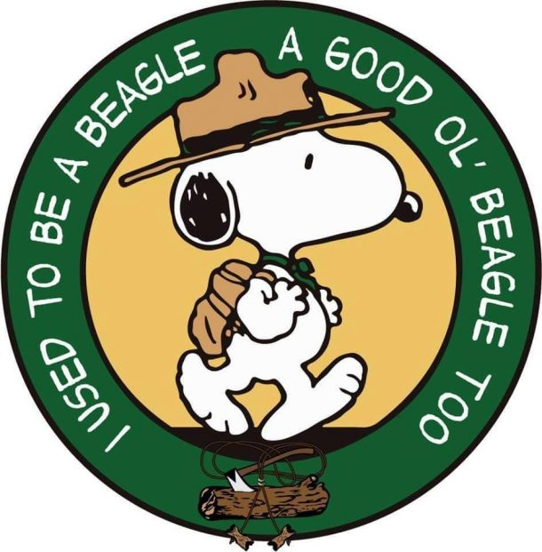 beagle Wood Badge