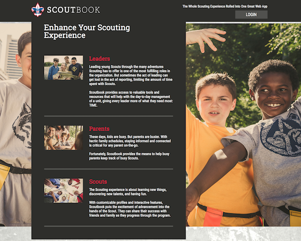 A Scoutmaster's Blog » Blog Archive » Scoutbook For Free?