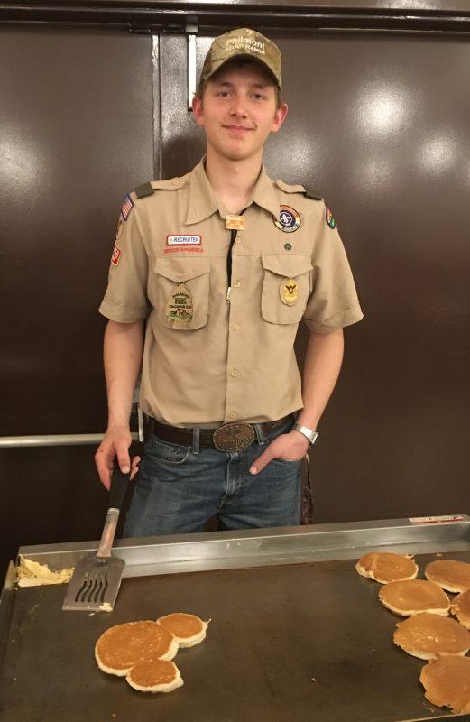 pancake and sausage fundraiser